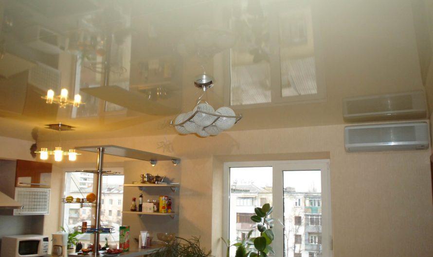 Особенности подготовки помещения для установки натяжного потолка