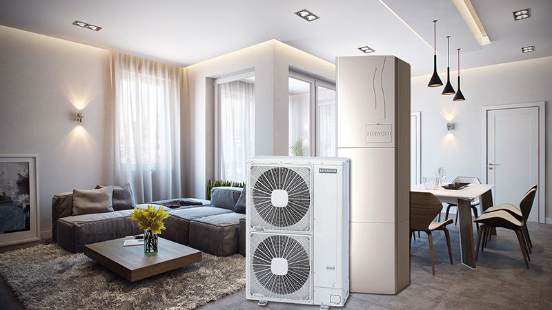 Тепловые насосы для квартир