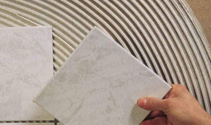 Как выбрать клей для плитки?