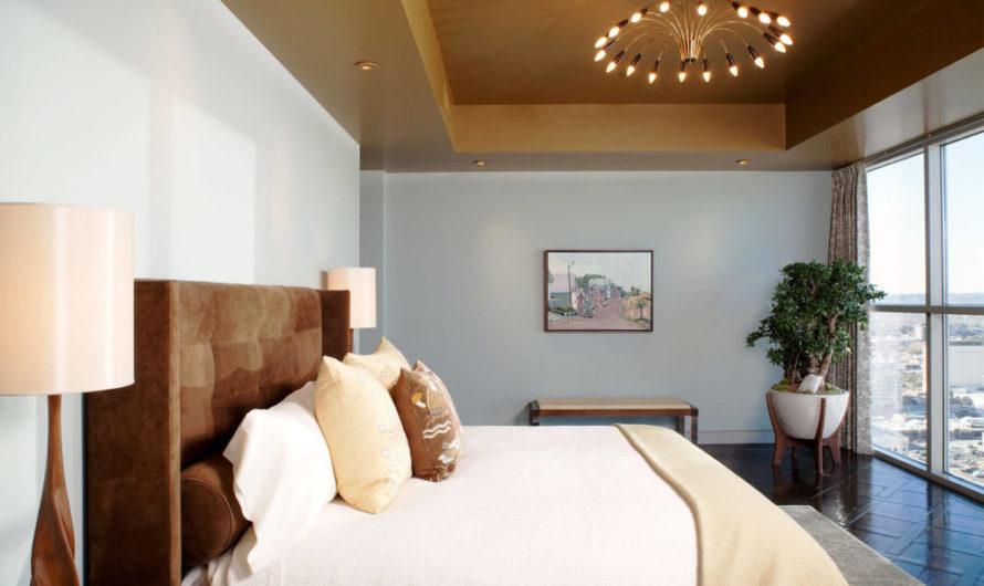 Виды отделки комнаты: варианты оформления потолка, стен и пола