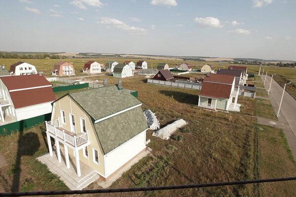 Коттеджный поселок теперь построить легко!