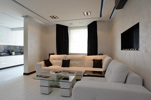 Современный евроремонт квартир