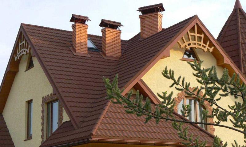 Ремонт крыши старого дома своими руками
