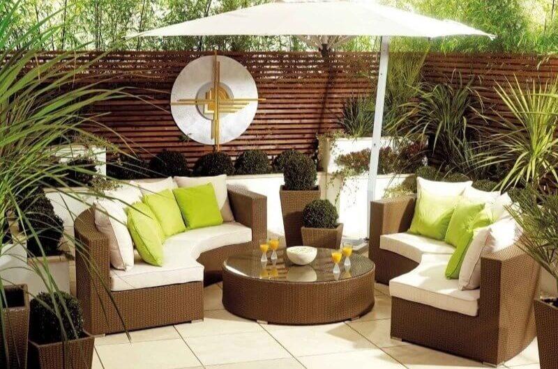 Как выбрать мебель для сада и дачи?