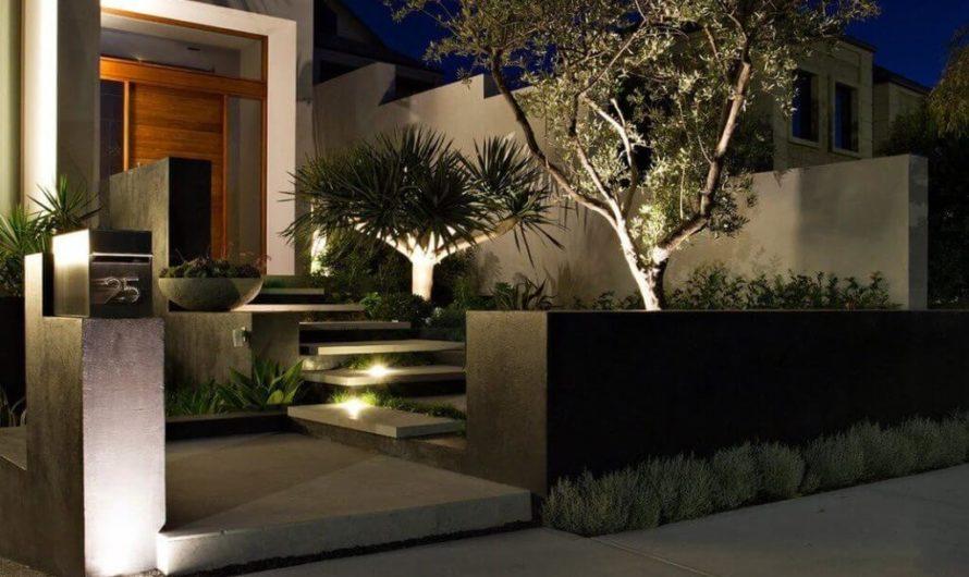 Освещение сада – как совместить красоту и практичность?