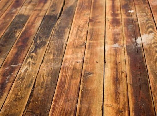 Ремонт деревянного пола — как сделать быстро за 1 день?