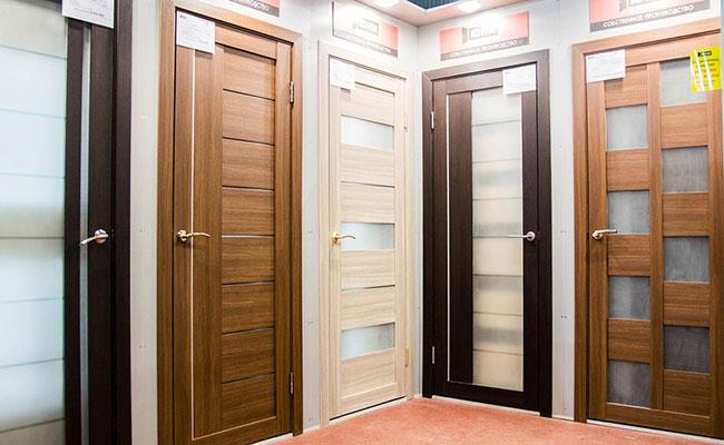 Различность дверей
