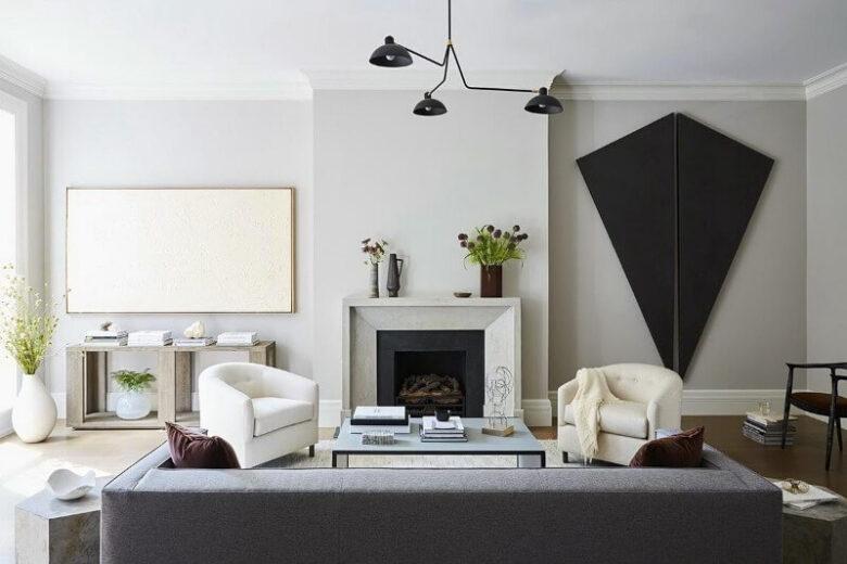 Камин в интерьере – идеи современного оформления гостиной