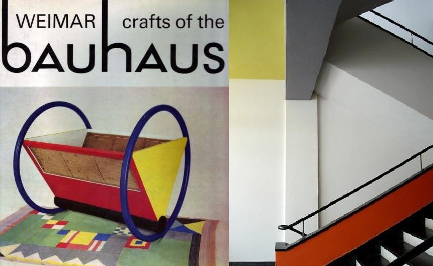 Немецкая практичность: стиль баухаус в  интерьере