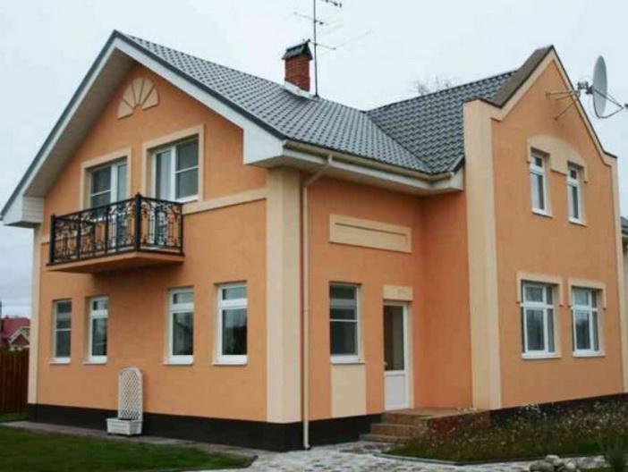 Варианты отделки фасада – какие материалы подобрать