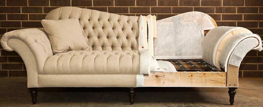 Перетяжка мебели и мебельный поролон