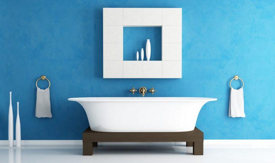 6 бюджетных способов обновить интерьер ванной без ремонта