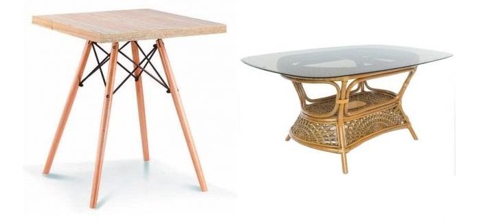 Обеденные столы — необходимая мебель в каждый дом