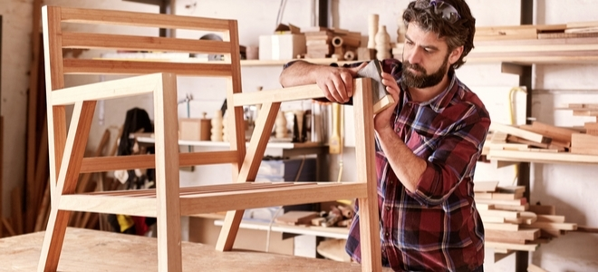 Как сделать стул?