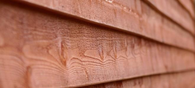 Как отремонтировать деревянный панельный сайдинг?
