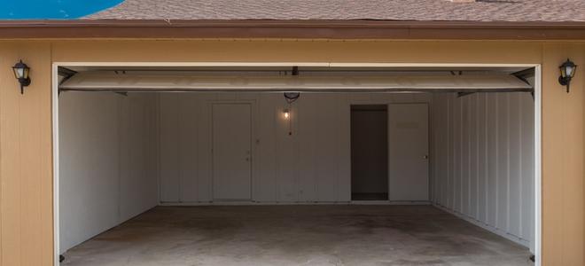 Как установить комнату в вашем гараже?