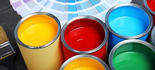 Различные виды краски и как их использовать