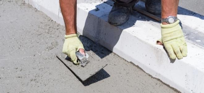 Затонувший бетон: отремонтировать или заменить?