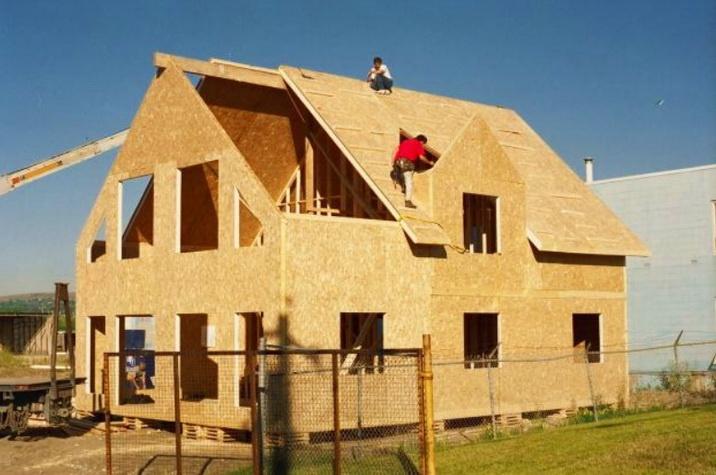 Опасный формальдегид в каркасных домах — выделение из материалов
