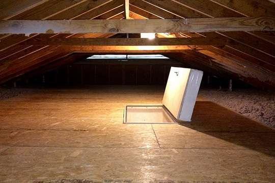 Как звукоизолировать деревянные перекрытия в каркасном доме?