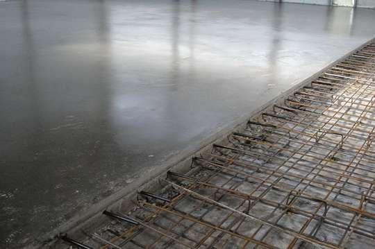 Как сделать деформационный шов в бетоне?