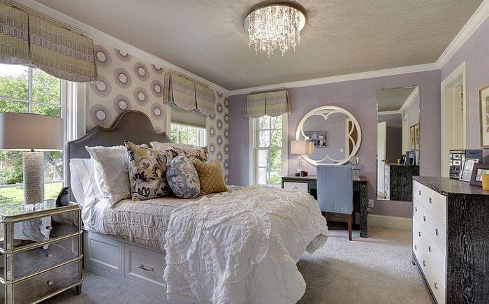 Дизайн спальни — оформляем с умом