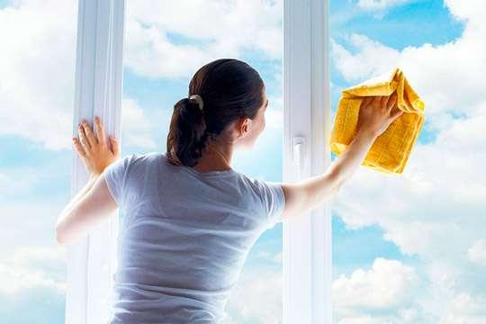 Как правильно мыть металлопластиковые окна, чтобы их не испортить?
