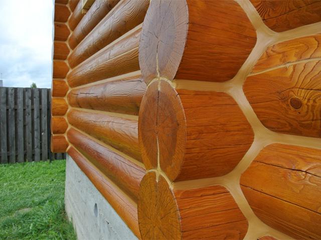 Теплый шов для деревянного дома — как сделать?