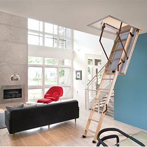 Все о чердачных лестницах