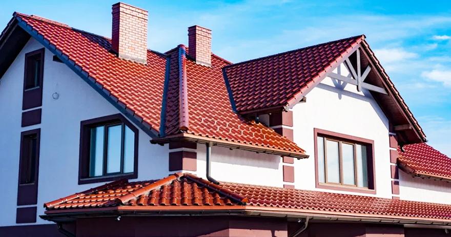 Виды кровельных покрытий для скатной крыши