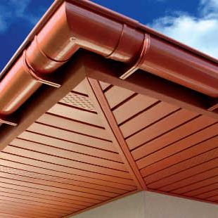 Софит для крыши — лучшая подшивка свесов