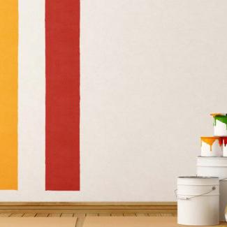 Интерьерные краски для стен и потолков